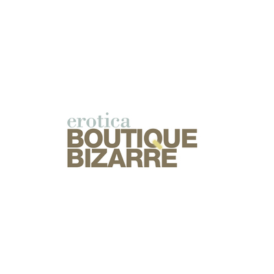 Needs translation: Logo Boutique Bizarre