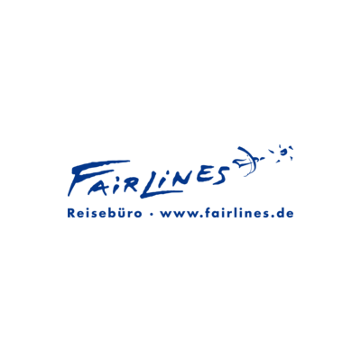 Needs translation: Logo Fairlines