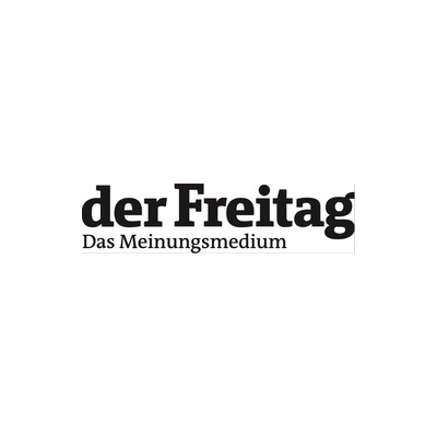 Needs translation: Logo der Freitag