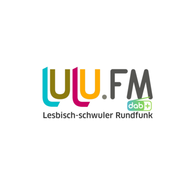 Needs translation: Logo Lulu fm