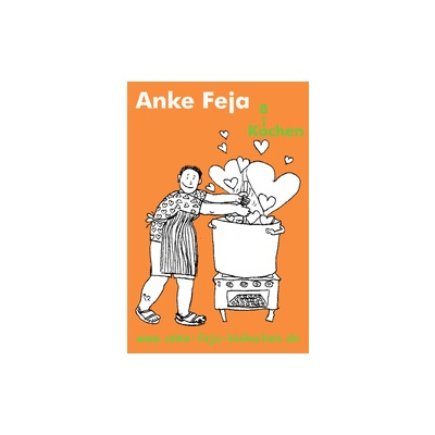 Needs translation: Logo Anke Feja