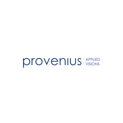 Needs translation: Logo provenius