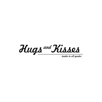 Needs translation: Logo Hugs and Kisses