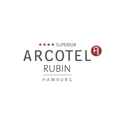 Needs translation: Logo Arcotel Rubin