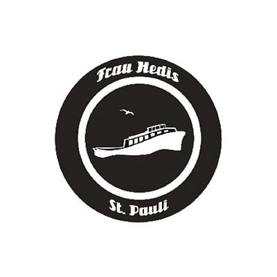 Needs translation: Logo Frau Hedi