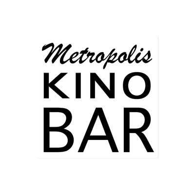 Needs translation: Logo Metropolis Kinobar