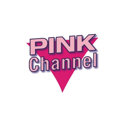 Needs translation: Logo Pink Channel