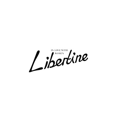Needs translation: Logo Libertine