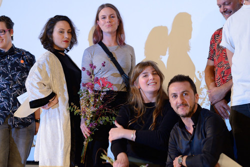 "Foto awards show: ""Silvana""-Team and Jury"