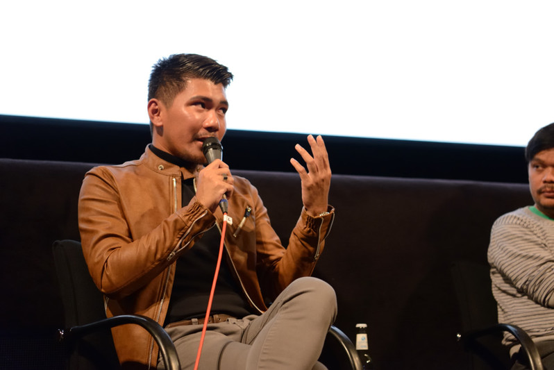"SAM, 19.10. 17:30 // Metropolis: PANEL: ""QUEER VISIBILITY AND BACKLASH IN S.E. ASIAN FILM"""